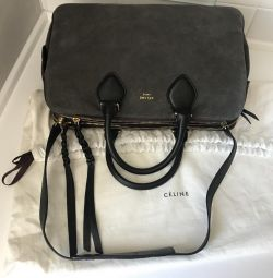 Celine τσάντα νέο δέρμα