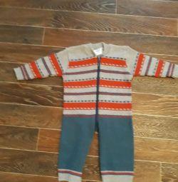 Μάλλινο κοστούμι