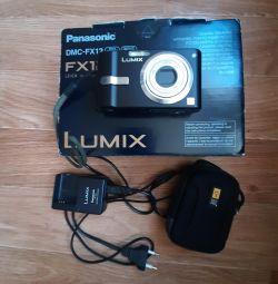 Panasonic Lumix DMC-FX 12 Kamera