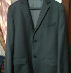 Jacheta pentru copii de la școală pentru un băiat