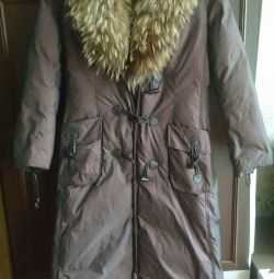 Long down jacket Acasta