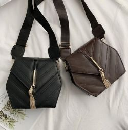 😎 Геометрические сумочки, два цвета