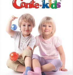 Pantyhose, socks conte-kids in a wide range