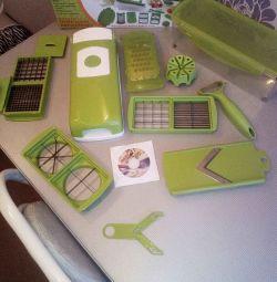 Universal Vegetable Cutter