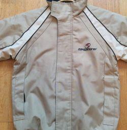 Куртка для мальчика на весну, штаны р. 34-140