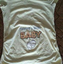 Tricou pentru femei gravide
