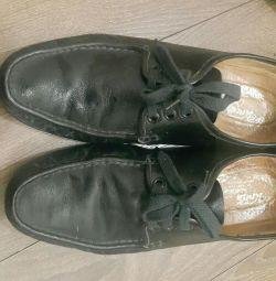 Туфлі чоловічі шкіра