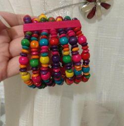 Bracelets are new.