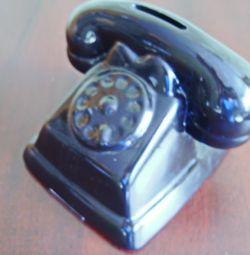 Porcina de porumb din ceramică dolomită (Telefon).