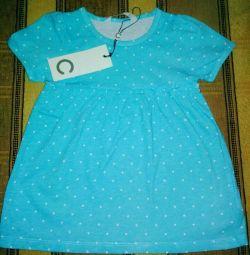 Νέο φόρεμα _92 cm