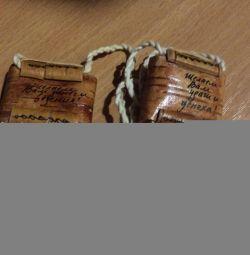 Славянский оберег из бересты ( шаркунок ).🧚♀️