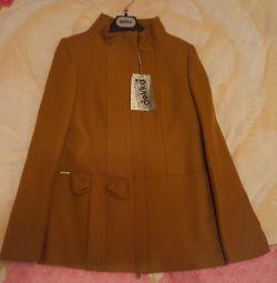 Νέο παλτό Decca