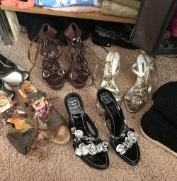 Bir sürü ayakkabı Orijinal !!!