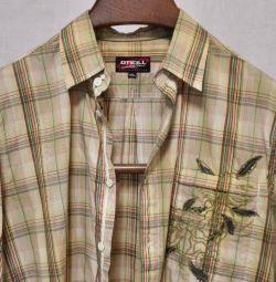 Kısa Kollu O'Neal Santa Cruz Gömlek