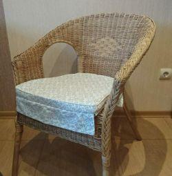 Ψωμί καρέκλα από μια ράβδο
