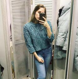 Σύντομη πουλόβερ