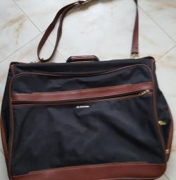 Samsonite men's travel bag
