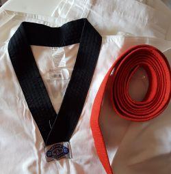 Toe kwon do kimono