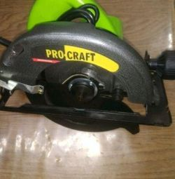 Circular saw ProCraft 2200 wat