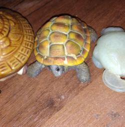 Figurină de țestoasă