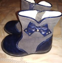 Children's boots spring-fall 20 size