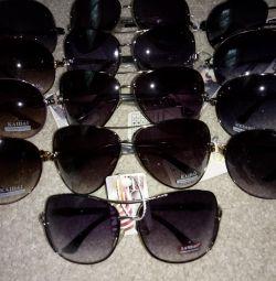 Новые солнечные очки 100руб