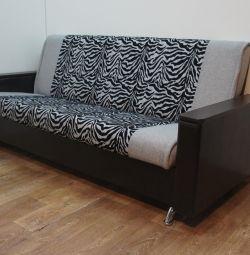 New Sofa Book MODENA Zebra Gray Austin Amber