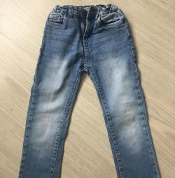 Children's jeans 3-5 years
