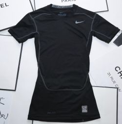 Nike pro combat T-shirt compression new