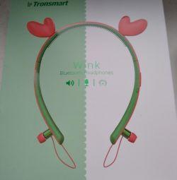 НОВІ навушники бездротові