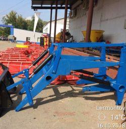 KUN 0.8 kg2 hopper loader