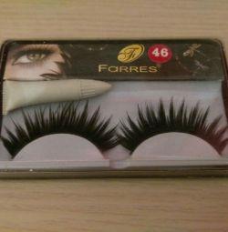 New false eyelashes