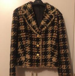 Ceket kadın yeni el yapımı