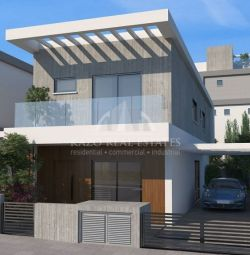 House Detached in Ekali Limassol