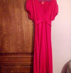 Платье новое красное. Фирма кастро.
