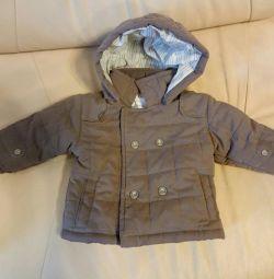 Курточка осенняя 62