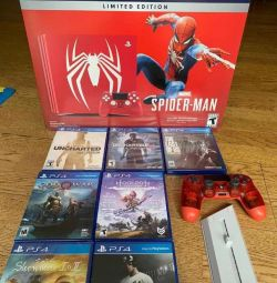 Sony PlayStation 4 pro Spider-Man Sürümü