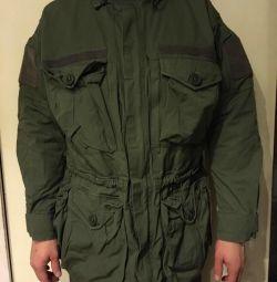 Jacket SAS-2