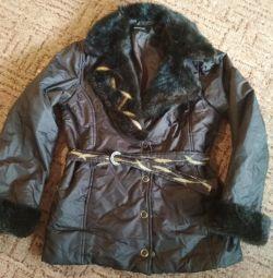 Демісезонне куртка р46-48