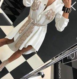 Απότομα φορέματα