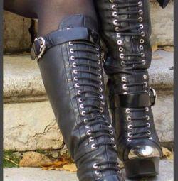 Stylish Boots Gianmarco Lorenzi !!!
