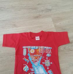T-shirt yeni 12-18m