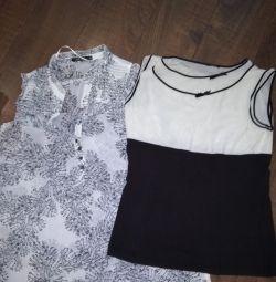Women's blouses.