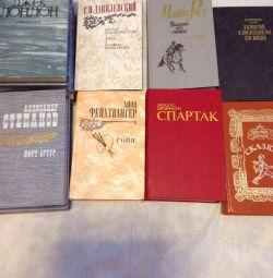 New books.