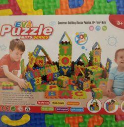 Jucarie educativa - puzzle.