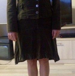 Κοστούμι βελούδο
