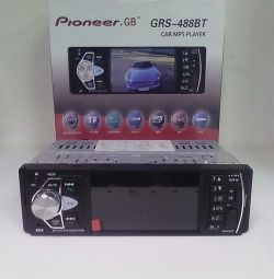 Radio Pioneer GRS-488BT