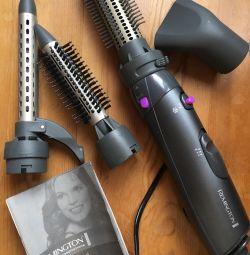 Nozul ile saç kurutma makinesi