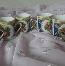 Vintage kupalar