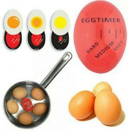 Yumurta pişirmek için yeni zamanlayıcı.